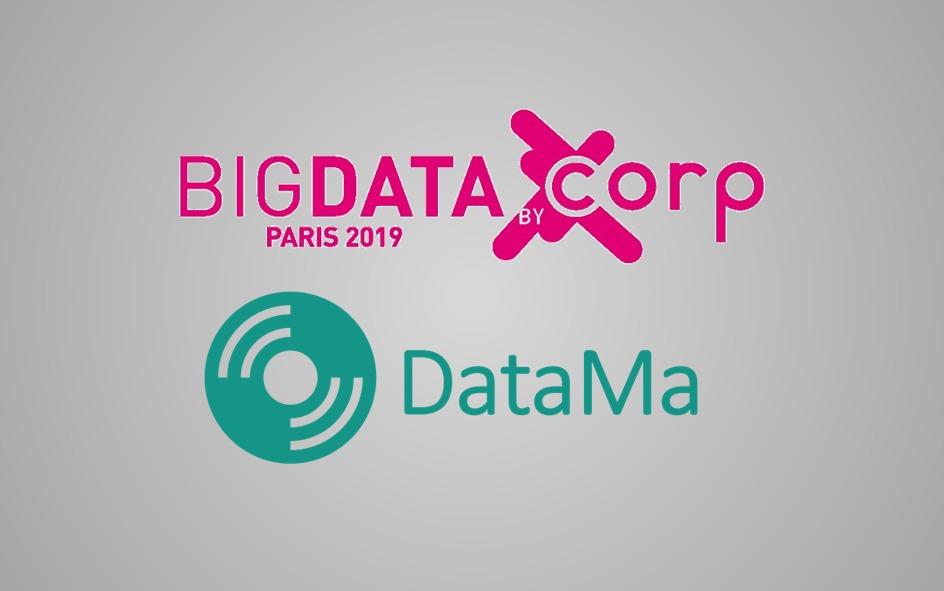Meet DataMa at Big Data Paris